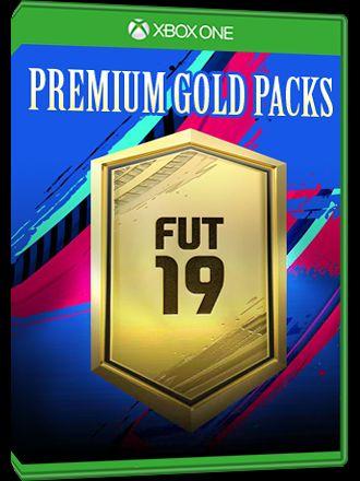 FIFA 19 FUT Premium Gold Packs | Xbox One DownloadCode