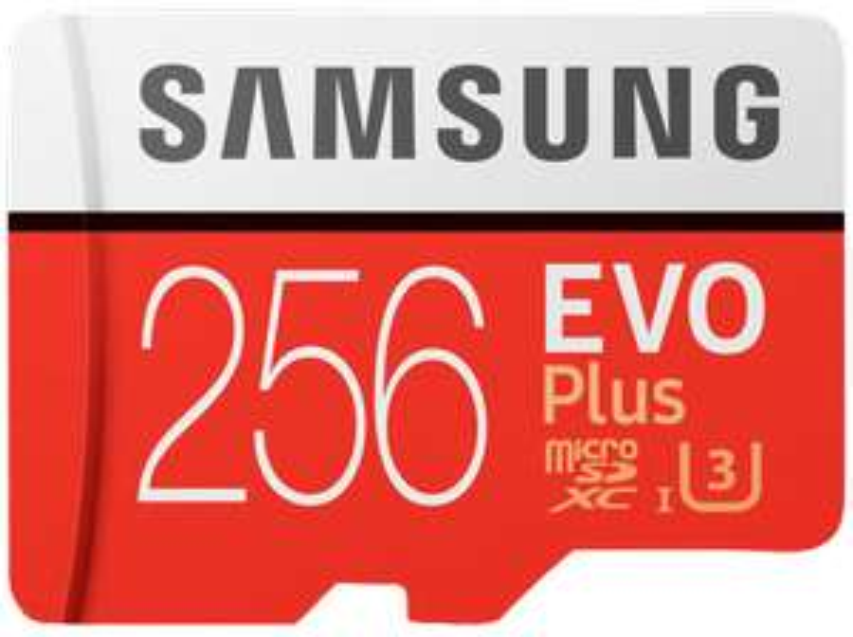 Samsung Evo Plus 256GB für 66€ [MediaMarkt]