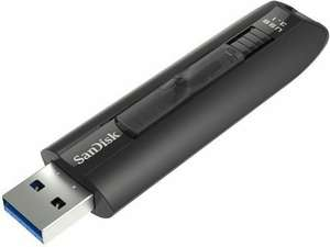 SanDisk Extreme Go USB 3.1 Stick - 128GB (bis zu 200 MB/s) für 33€ (Amazon)