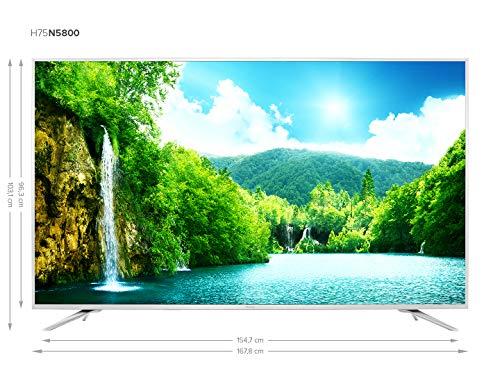 Hisense H75N5800 189 cm (75 Zoll) LED Fernseher