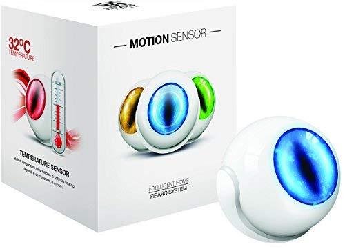 [Masterpass] NBB Z-Wave Plus 2 Stück (!) Fibaro Motion Detector 4-in-1-Mehrfachsensor FGMS-001 Gen5