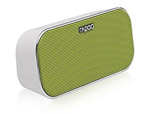 2x Rapoo Bluetooth-Lautsprecher A500 bei IBOOD in versch. Farben für 16,95€ + VPK
