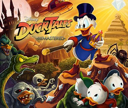 DuckTales: Remastered (WII U) für 4,94€ (eShop)