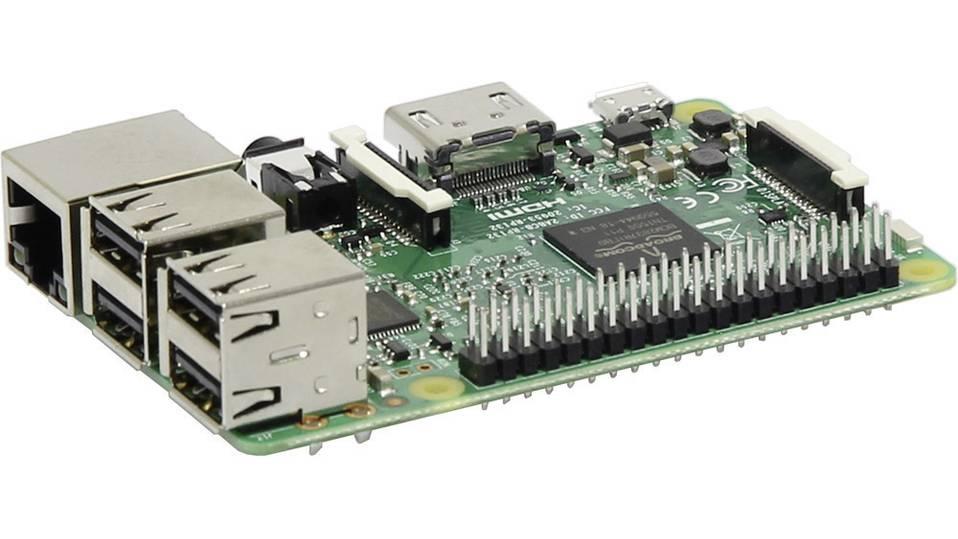[Voelkner] Raspberry Pi® 3 Model B 1GB  Dealpreis nur über [Shoop] eff. 24,44€