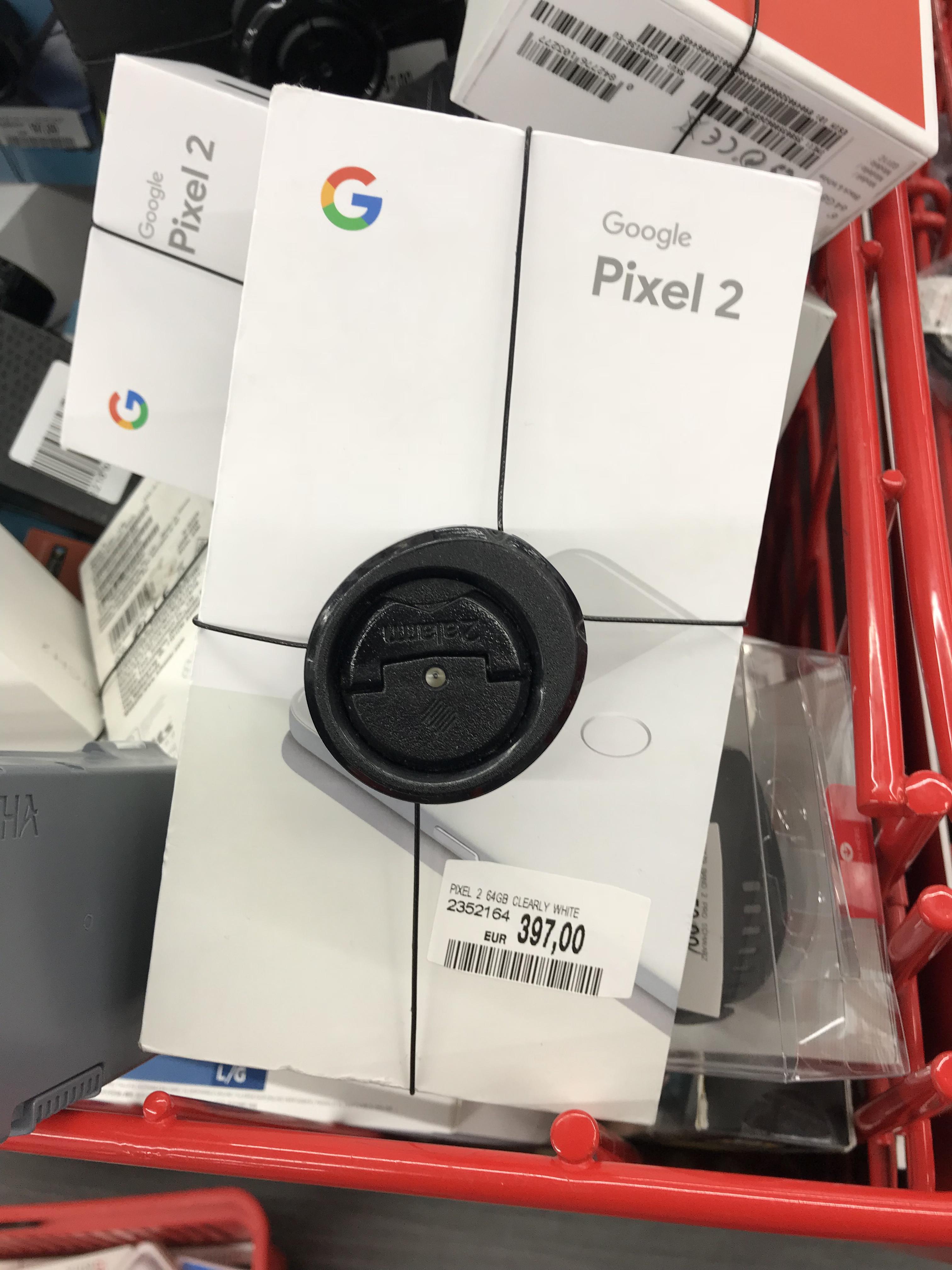 Google Pixel 2 64gb für 397 Euro & Pixel 2XL 447 bei Mediamarkt Freiburg