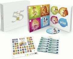 Disney Classics Komplettbox DVD (55 Filme) für 199,99 € für Thalia Neukunden - nur online