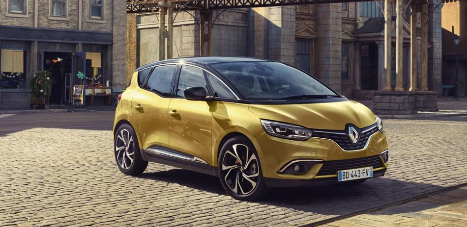 [Privatleasing] Renault Scenic Intens (132 PS) mit Navi, Klimaautomatik, uvm. - eff. 172,32€ / Monat, LF 0,55, 60 Monate