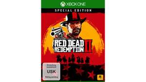 Red Dead Redemption 2 - Special Edition [XBOX] @ Müller [lokal / bundesweit]