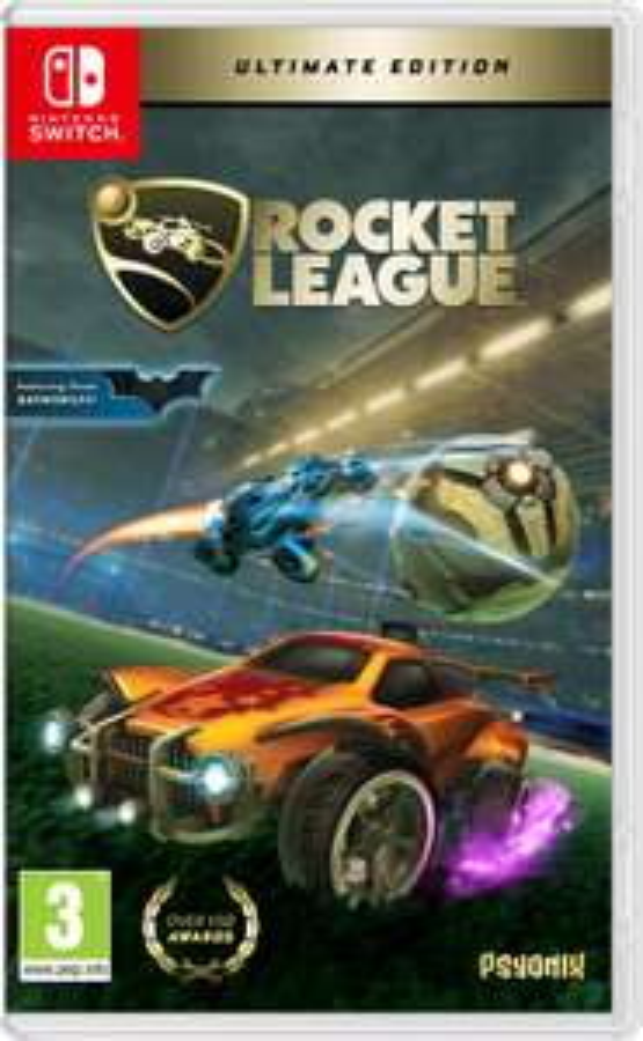 Rocket League Ultimate Edition (Switch) für 34,95€ (Coolshop)