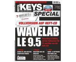 Steinberg WaveLab 9.5 LE oder auch Cubase 9 LE für je 16,90