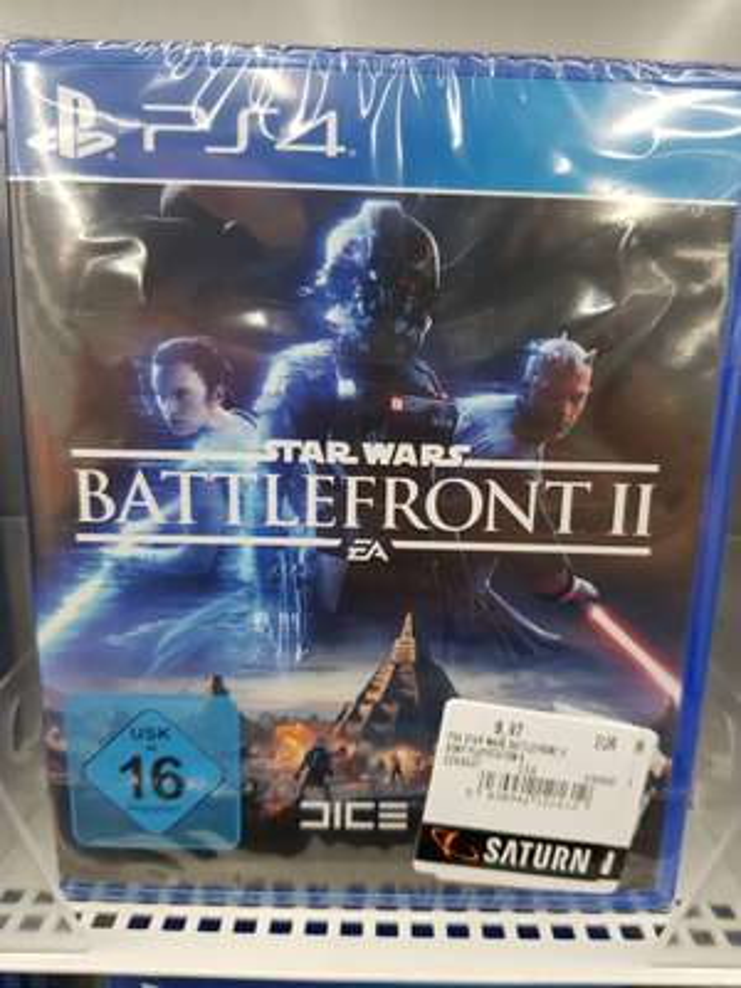 Lokal Kassel/Baunatal - Star Wars Battlefront 2 PS4