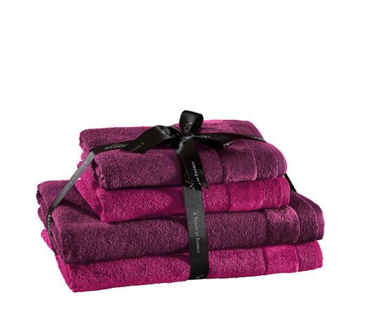 Vossen Frottier-Set 4teilig 2 Duschtücher 2 Handtücher 5 versch. Farben für 25,19€ [XXXLutz]