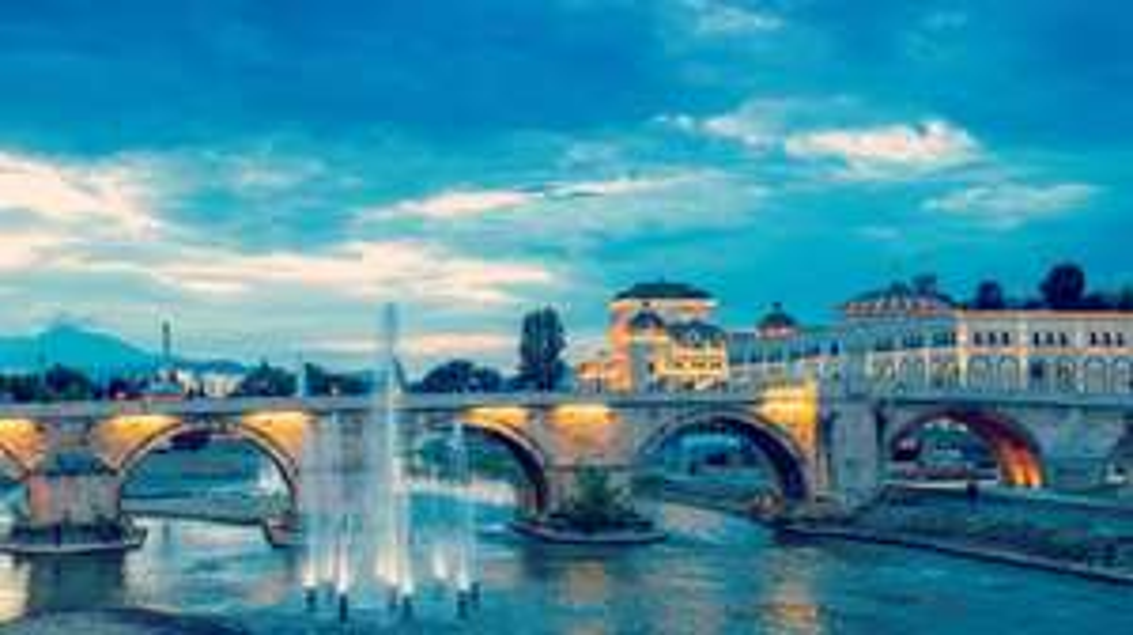 Flüge: Mazedonien ( November 2018 - Februar 2019 ) Hin - und Rückflug von Nürnberg und Dortmund nach Skopje ab 28,98€