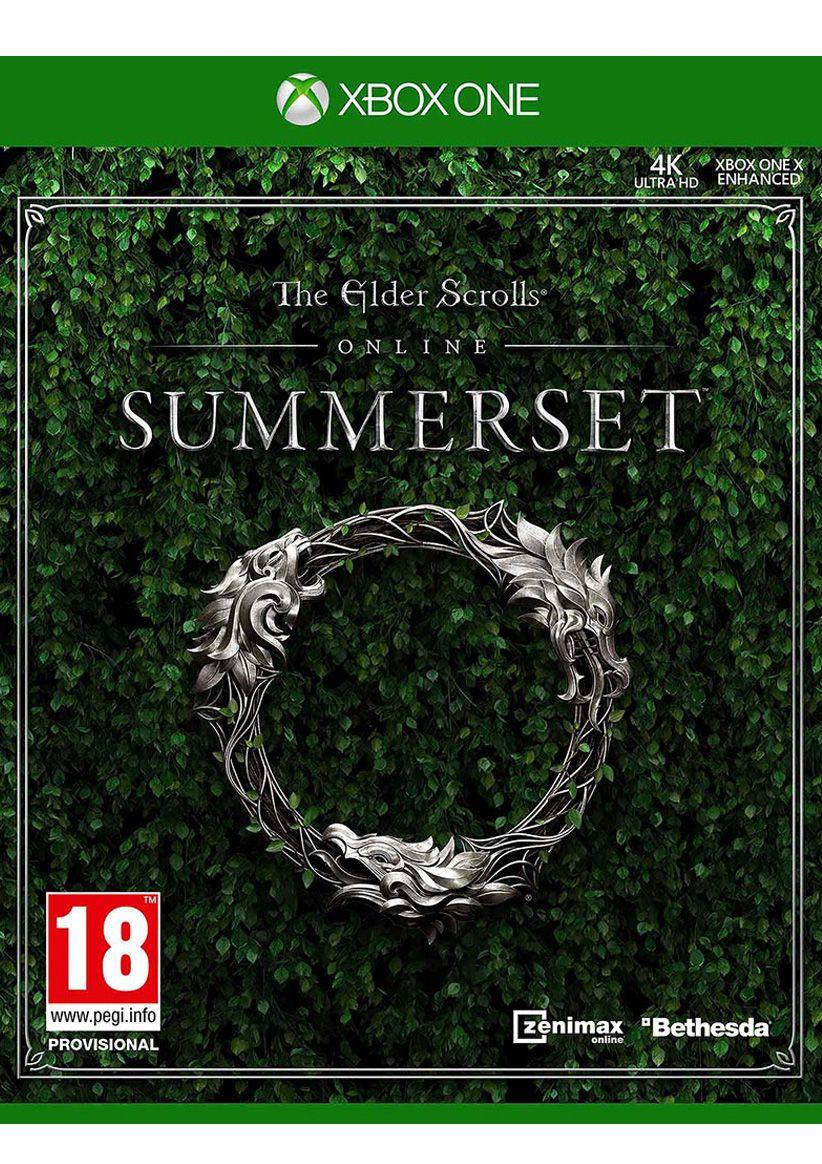 The Elder Scrolls Online Summerset (Xbox One) für 17,61€ (SimplyGames)