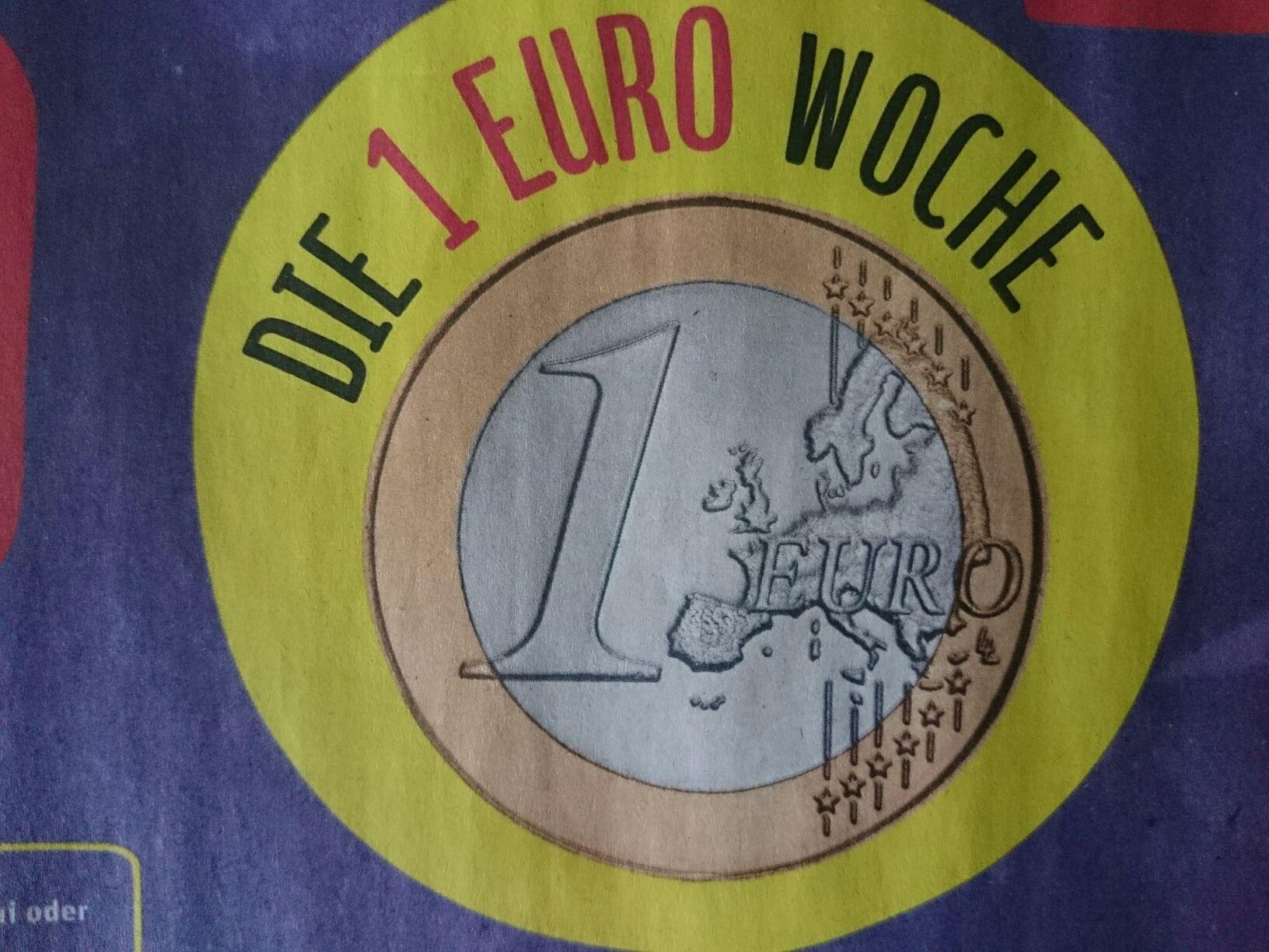 Top Angebote für 1€ REWE