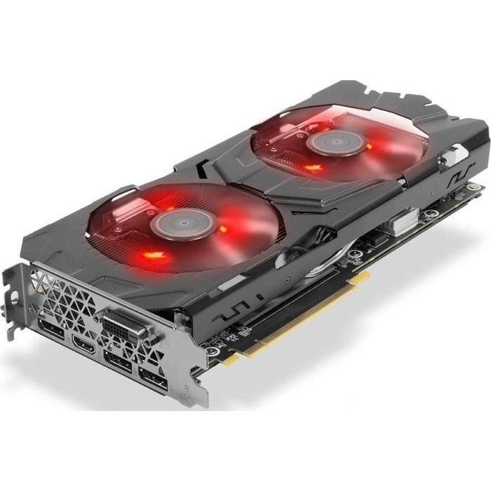 KFA² GeForce GTX 1070 Ti EX | MASTERPASS | -6%