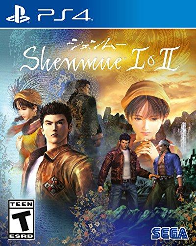 [Amazon US] Shenmue I&II PS4