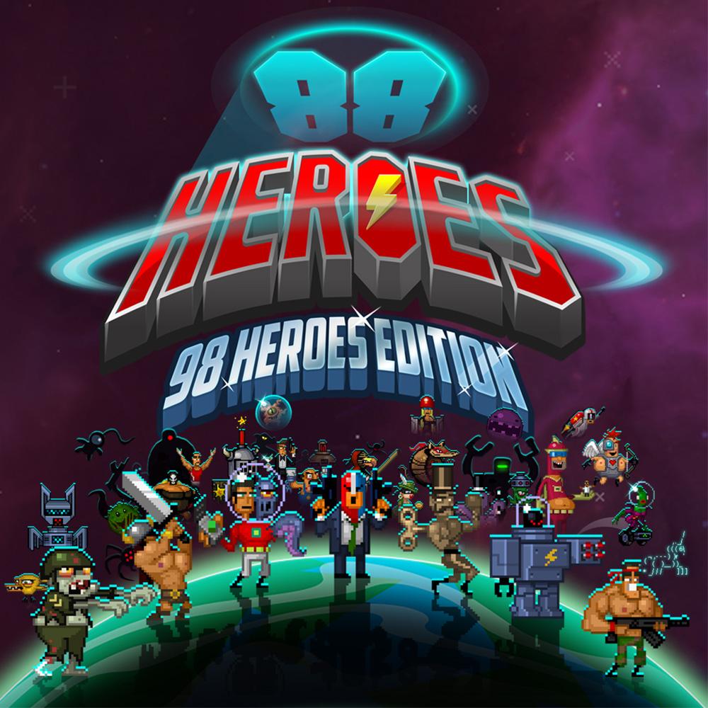 88 Heroes: 98 Heroes Edition (Switch) für 14,99€ (eShop)