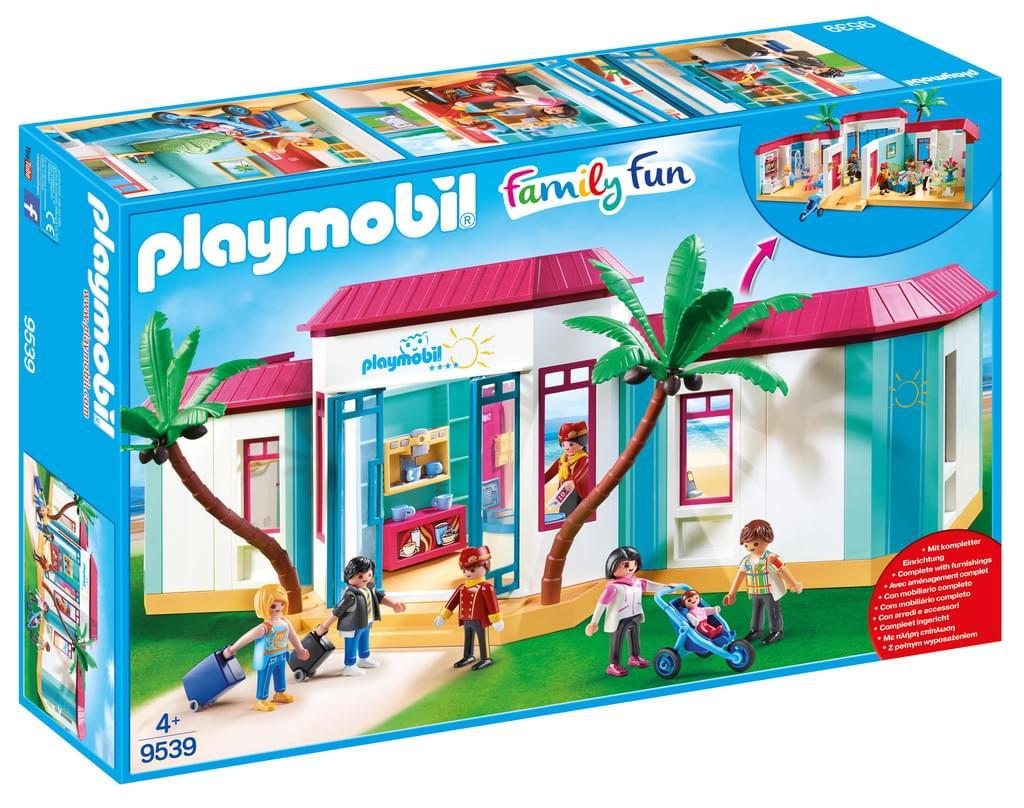 Playmobil Ferienhotel (9539)