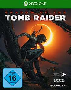 Shadow of the Tomb Raider (Nur XBOX ONE)