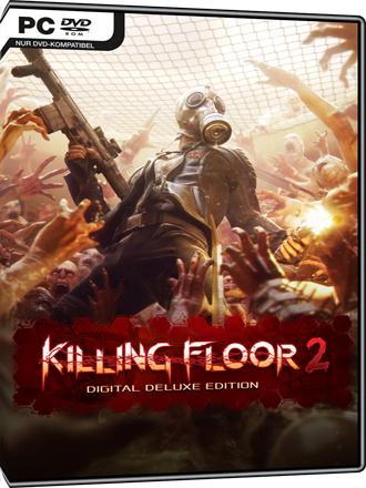 Killing Floor 2 - Digital Deluxe Edition Steam-Key (inkl. Teil 1, global: EN/DE/FR/IT/PL/CZ)