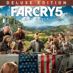 Far Cry 5 Deluxe Edition (PS4 Digital Code) für 32,92€ (Amazon US)