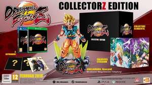 Dragon Ball FighterZ Collectors Edition (Xbox One) für 87,97€ (GameStop)