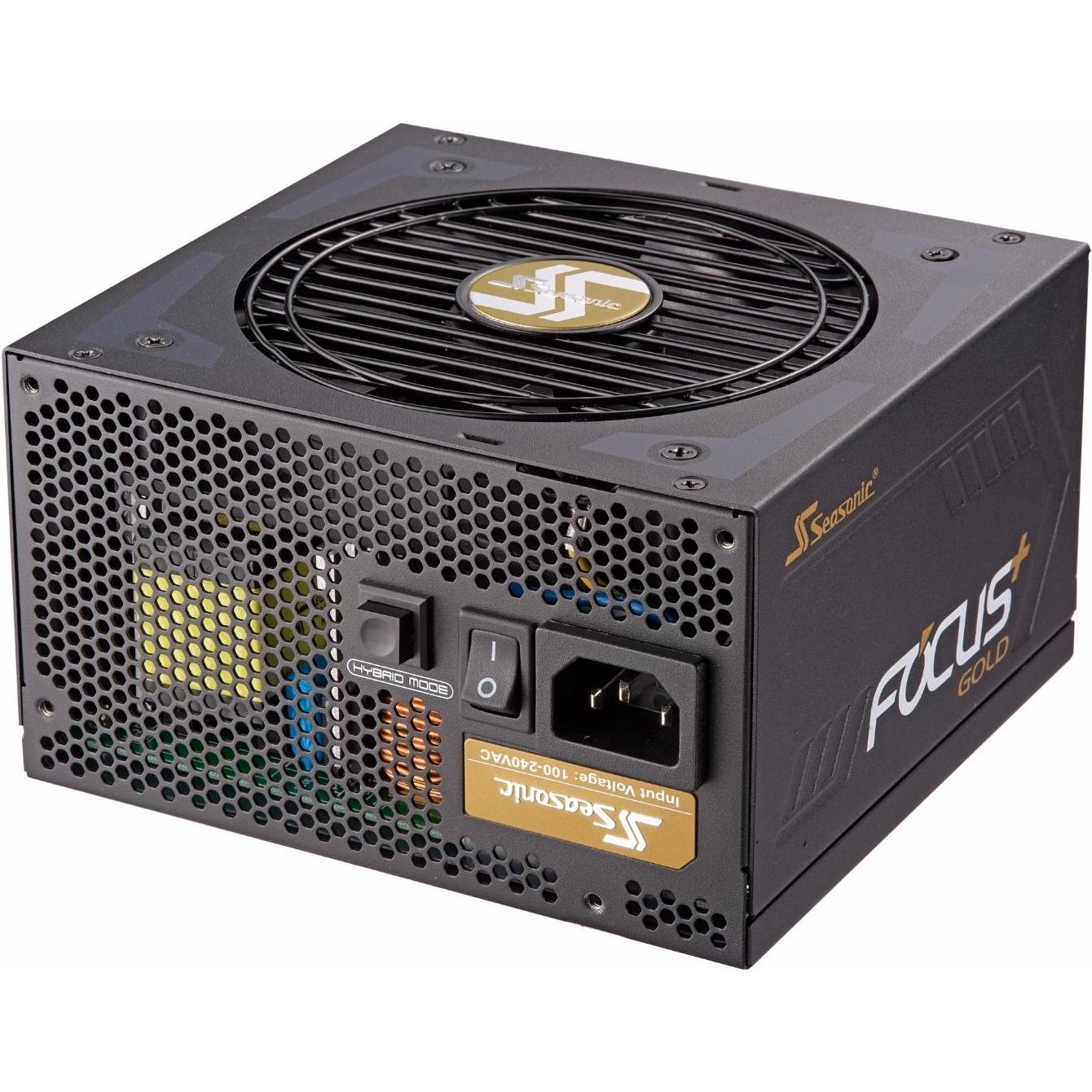 Netzteil Seasonic Focus Plus Gold 1000 Watt (80 Plus Gold, vollmodular)