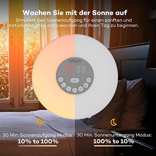 VAVA Lichtwecker 10€ billiger