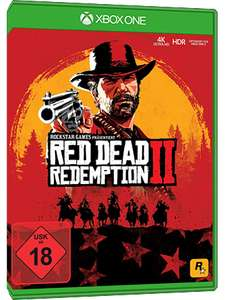 [Mmoga] (XBOX One) Red Dead Redemption 2 (Download Key) | Special Edition für 71.99 Euro