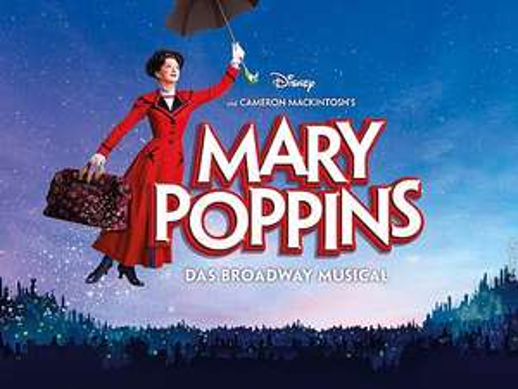 MARY POPPINSHamburg Musical bis zu 25%