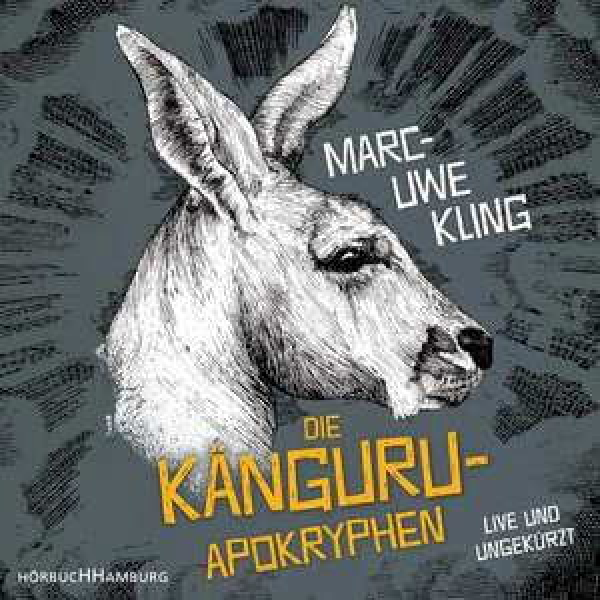 Die Känguru-Apokryphen von Marc-Uwe Kling als MP3-Download dank Gutscheincode und 15-fach Payback Punkten bei Thalia