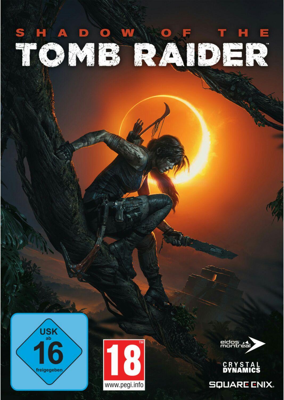 Shadow of the Tomb Raider (Steam-Download) für 34.39€ (Amazon.com)