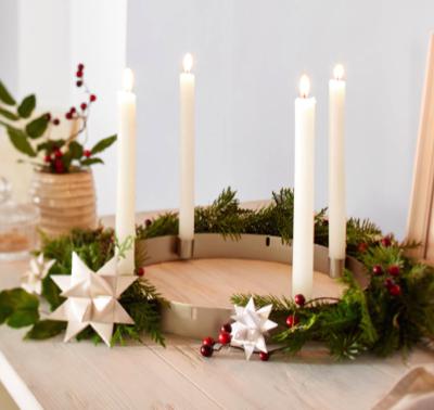 Herbst- und Weihnachtsdeko im Prozente-Shop kombinierbar mit 10%-Gutschein bei Tchibo, z.B. Kerzenhalter