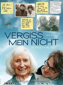 """[Bayern] Kostenlos in den Dokumentarfilm """"Vergiss mein nicht"""""""