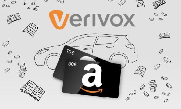 Verivox KFZ Versicherungs Vergleich durchführen & 60€ Amazon Gutschein bei Abschluss erhalten [Abo24] *LETZTE CHANCE*