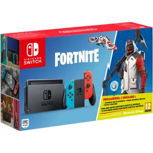 NINTENDO Switch Fortnite Bundle bei Ebay / Media Markt