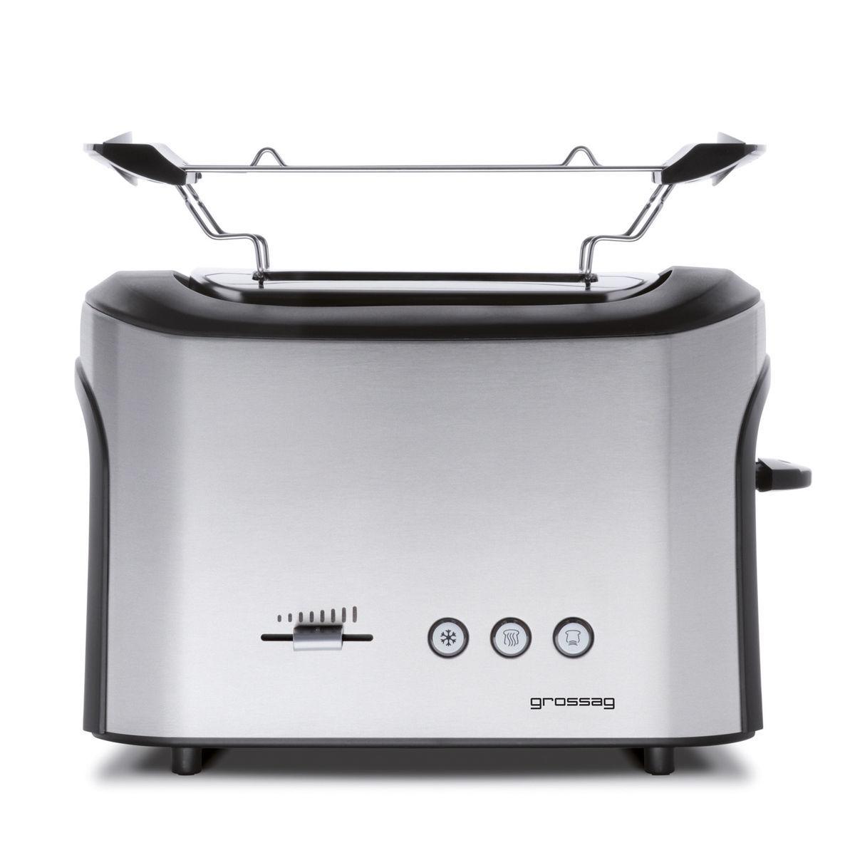 """Grossag™ - Edelstahl-Toaster """"TA 64"""" (740 Watt) ab €14,37 [@Karstadt.de]"""