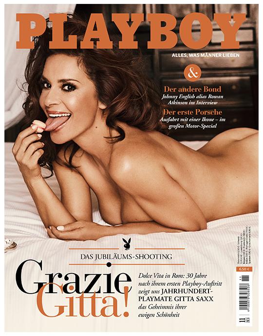 Playboy Abo (6 Ausgaben) für 37,50 € mit 35,00 € Verrechnungsscheck