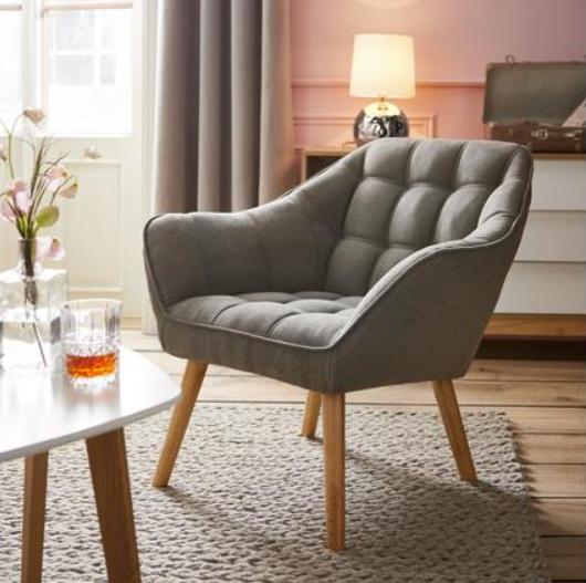 Gemütlicher Sessel für 70,28€ inkl. Versand (Mömax)