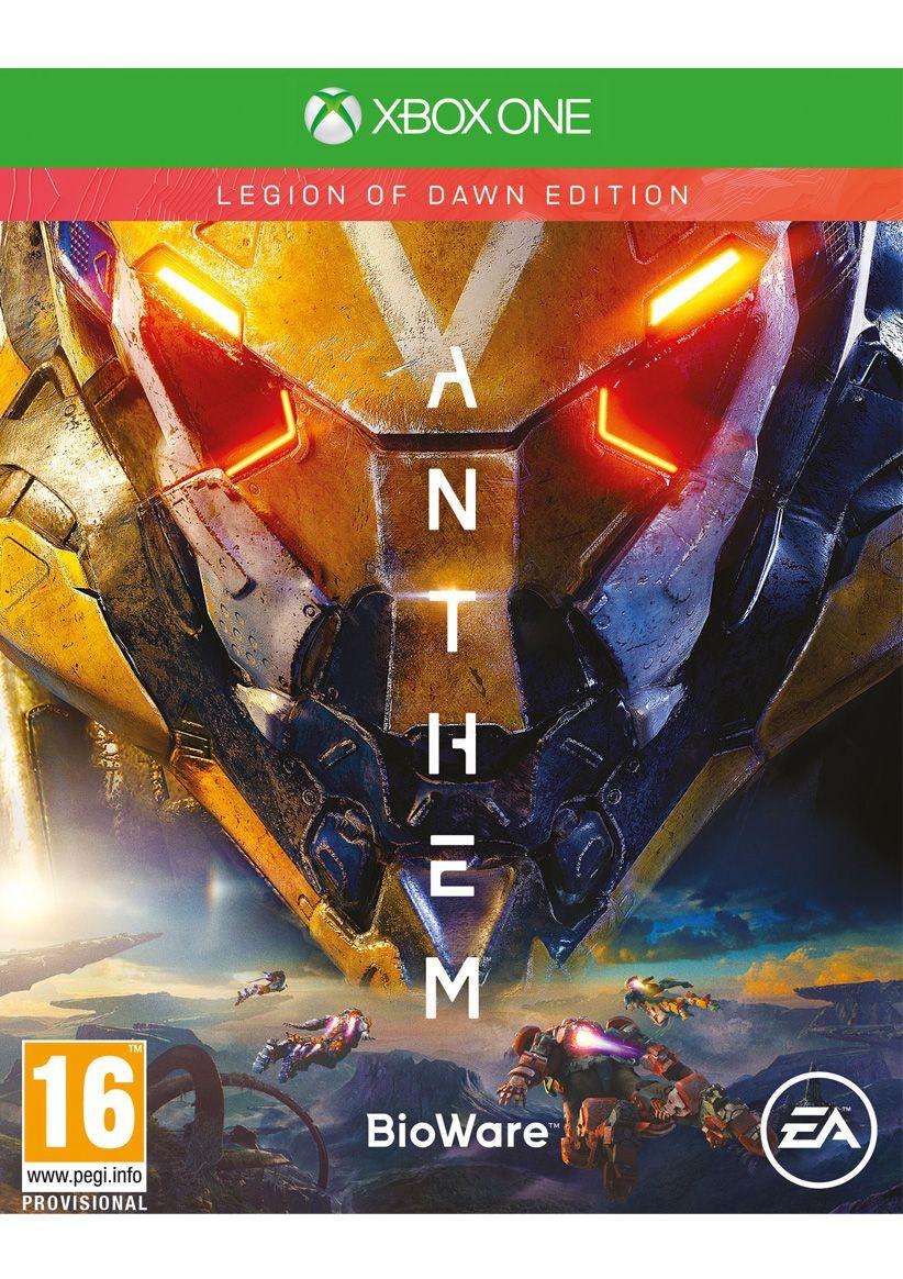 Anthem: Legion of Dawn Edition (Xbox One & PS4) für je 53,79€ (SimplyGames)
