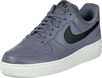 Nike Air Force 1 07 Schuhe schwarz - stark reduziert