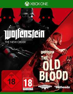 Wolfenstein: The New Order + The Old Blood (Xbox One) für 19,99€ (GameStop)