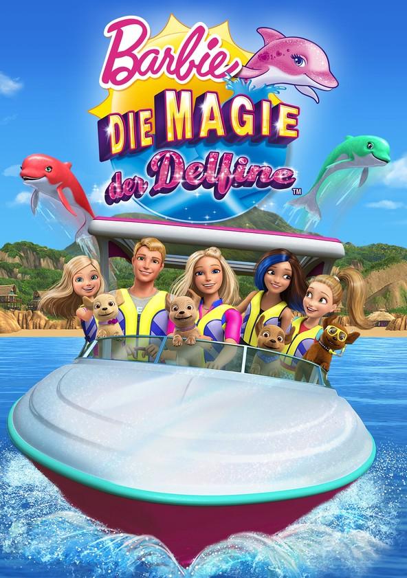 """[chili.tv] Nur für Hartgesottene: """"Barbie - Die Magie der Delfine"""" für 0,90€ in HD ausleihen"""
