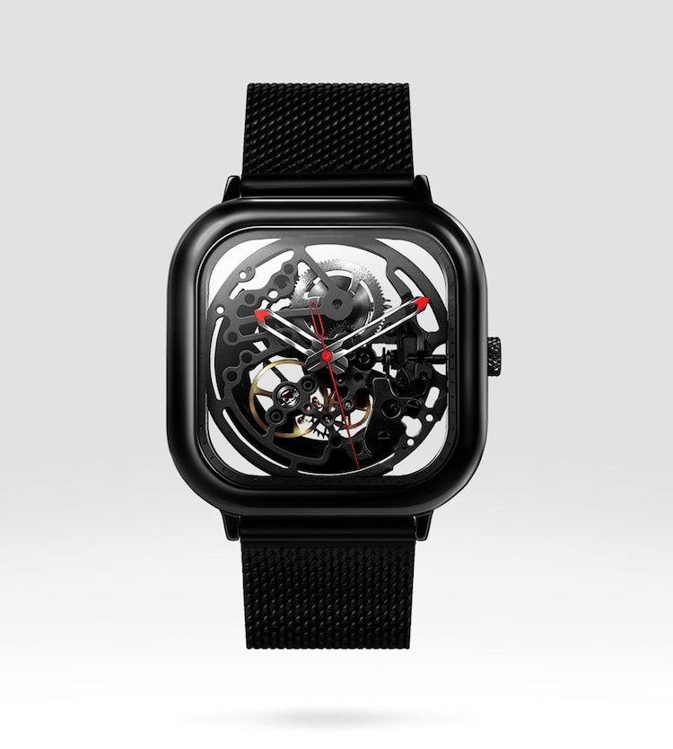 Xiaomi CIGA Mechanische Uhr mit Saphirglas - Reddot Gewinner 2017!