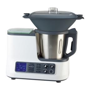 ALDI NORD QUIGG Küchenmaschine mit Kochfunktion und WLAN