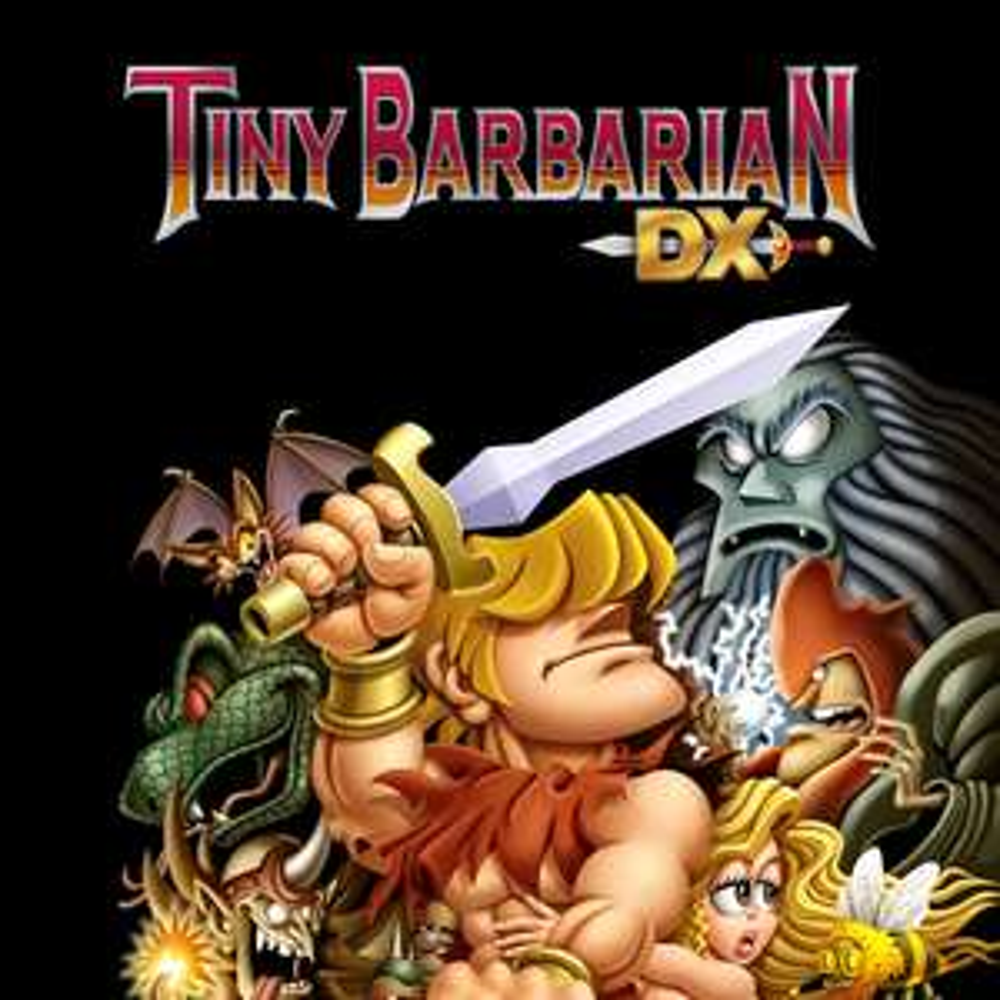 Tiny Barbarian DX (Switch) für 10,04€ (eShop)
