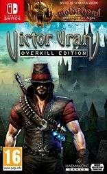Victor Vran Overkill Edition (Switch)