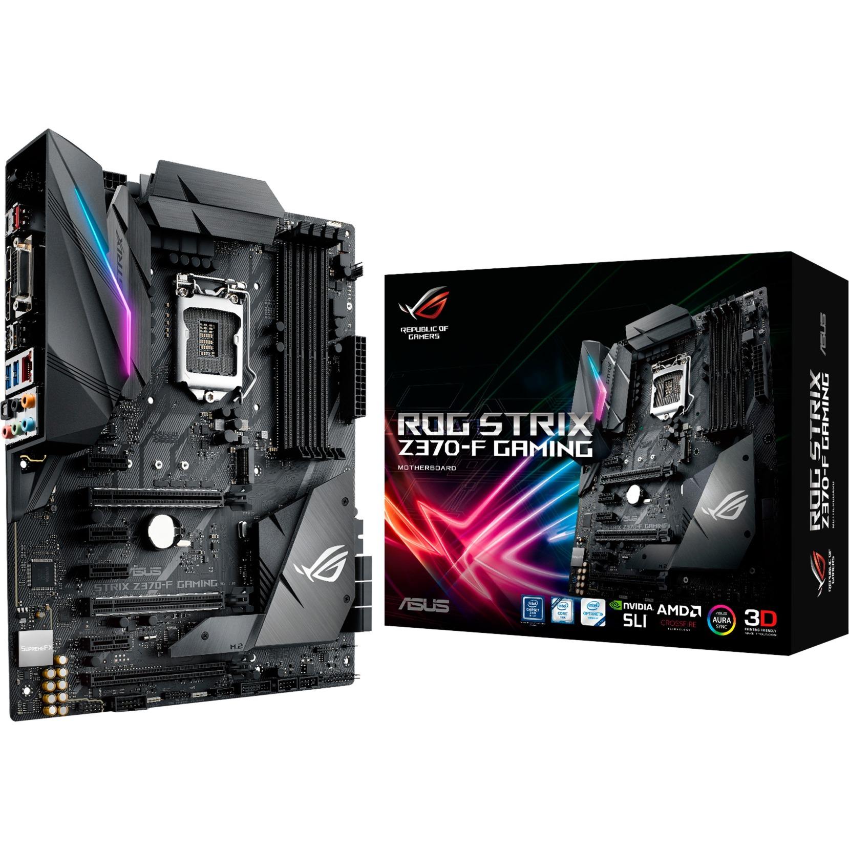 Asus ROG Strix Z370-F Gaming | -8%