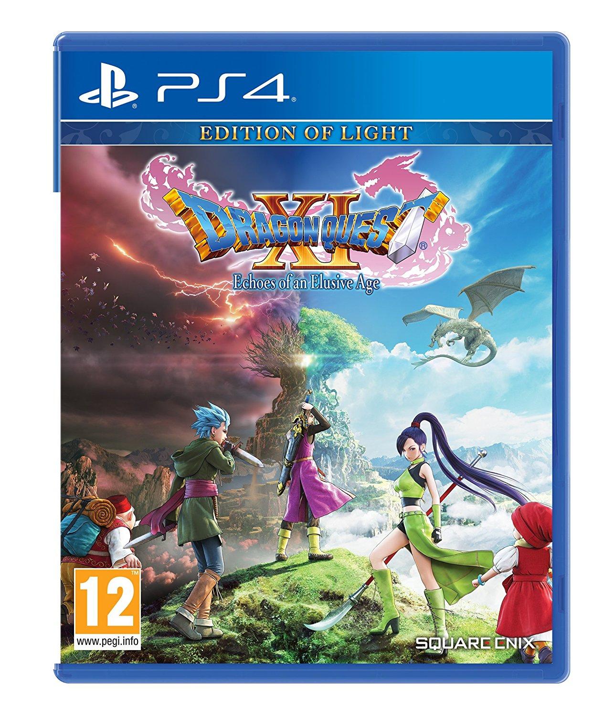 Dragon Quest XI: Streiter des Schicksals - Edition des Lichts (PS4) für 35,61€ (Amazon UK)